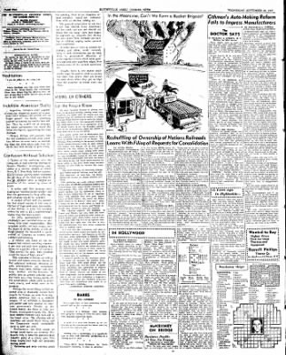 The Courier News from Blytheville, Arkansas on September 24, 1947 · Page 8