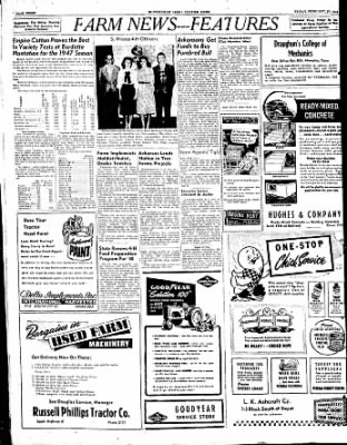 The Courier News from Blytheville, Arkansas on February 27, 1948 · Page 8