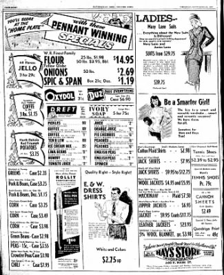 The Courier News from Blytheville, Arkansas on September 25, 1947 · Page 4