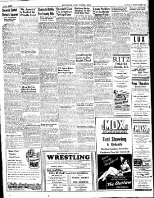 The Courier News from Blytheville, Arkansas on February 28, 1948 · Page 8