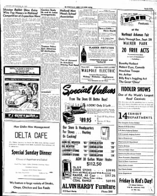 The Courier News from Blytheville, Arkansas on September 26, 1947 · Page 3