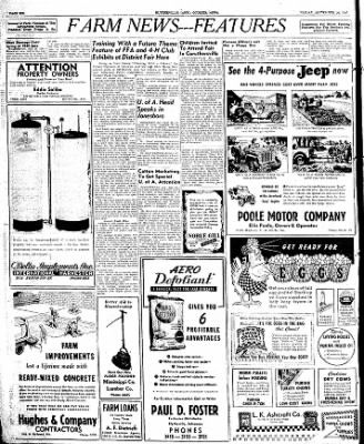 The Courier News from Blytheville, Arkansas on September 26, 1947 · Page 4