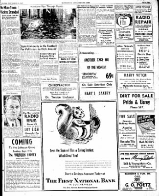The Courier News from Blytheville, Arkansas on September 26, 1947 · Page 6