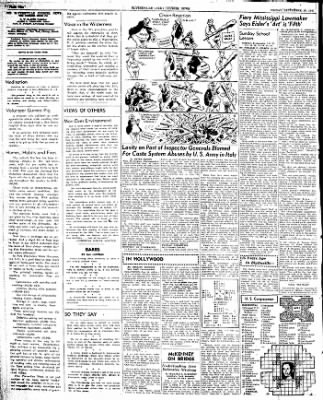 The Courier News from Blytheville, Arkansas on September 26, 1947 · Page 7