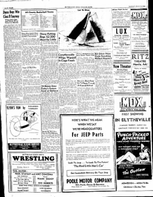 The Courier News from Blytheville, Arkansas on March 1, 1948 · Page 8