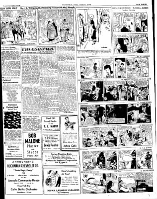 The Courier News from Blytheville, Arkansas on March 2, 1948 · Page 11