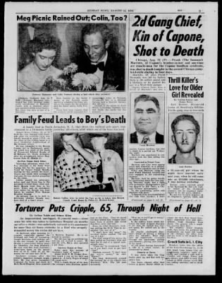 Daily News from New York, New York on August 22, 1954 · 287