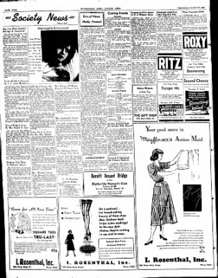 The Courier News from Blytheville, Arkansas on March 3, 1948 · Page 4