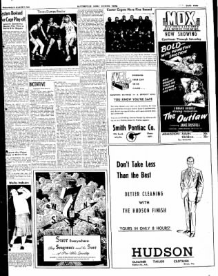 The Courier News from Blytheville, Arkansas on March 3, 1948 · Page 9