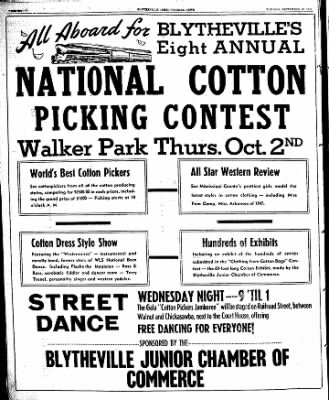 The Courier News from Blytheville, Arkansas on September 30, 1947 · Page 6