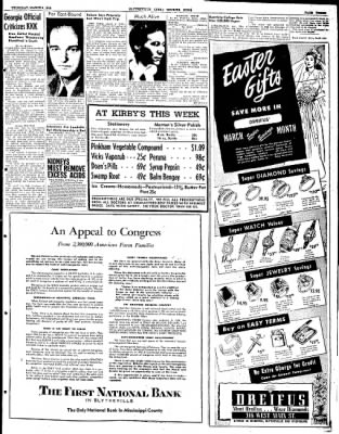 The Courier News from Blytheville, Arkansas on March 4, 1948 · Page 3
