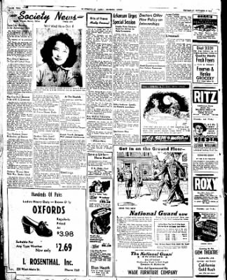 The Courier News from Blytheville, Arkansas on October 2, 1947 · Page 2