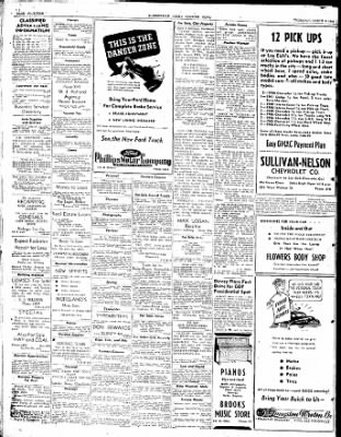 The Courier News from Blytheville, Arkansas on March 4, 1948 · Page 14
