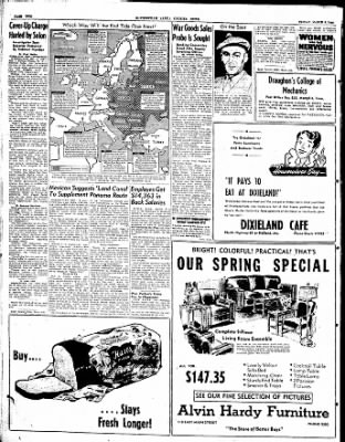 The Courier News from Blytheville, Arkansas on March 5, 1948 · Page 2