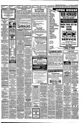 The Daily Oklahoman From Oklahoma City On October 2 1995 25