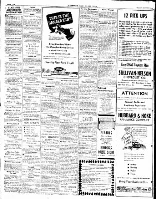 The Courier News from Blytheville, Arkansas on March 5, 1948 · Page 10