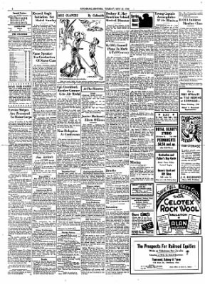 Fitchburg Sentinel from ,  on May 23, 1944 · Page 2