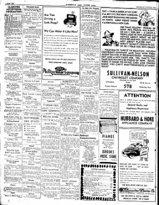 The Courier News from Blytheville, Arkansas on March 6, 1948 · Page 6