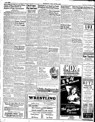 The Courier News from Blytheville, Arkansas on March 6, 1948 · Page 8