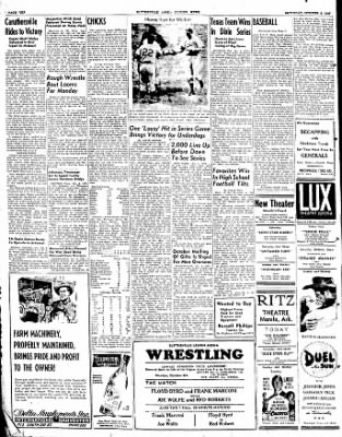 The Courier News from Blytheville, Arkansas on October 4, 1947 · Page 10