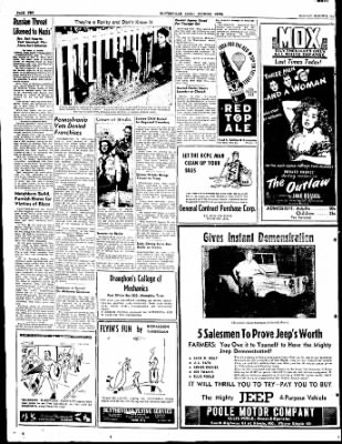 The Courier News from Blytheville, Arkansas on March 8, 1948 · Page 10