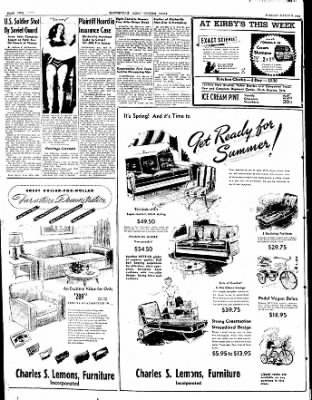 The Courier News from Blytheville, Arkansas on March 9, 1948 · Page 2