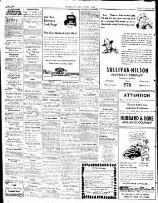 The Courier News from Blytheville, Arkansas on March 9, 1948 · Page 10