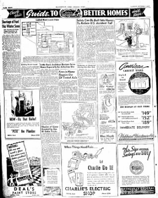 The Courier News from Blytheville, Arkansas on October 7, 1947 · Page 8