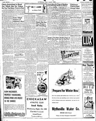 The Courier News from Blytheville, Arkansas on October 7, 1947 · Page 12