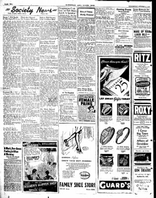 The Courier News from Blytheville, Arkansas on October 8, 1947 · Page 2