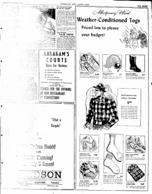 The Courier News from Blytheville, Arkansas on October 9, 1947 · Page 7
