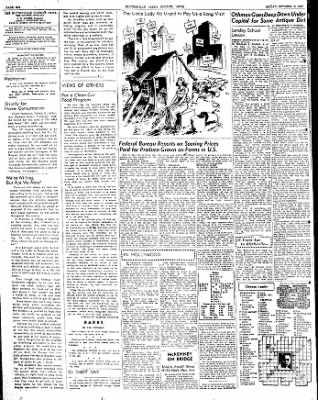 The Courier News from Blytheville, Arkansas on October 10, 1947 · Page 6