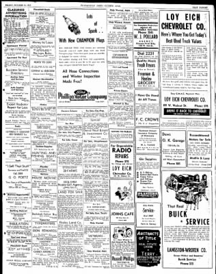 The Courier News from Blytheville, Arkansas on October 10, 1947 · Page 11