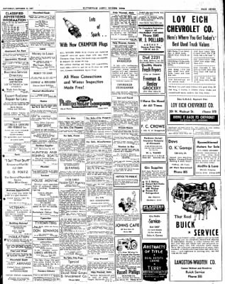 The Courier News from Blytheville, Arkansas on October 11, 1947 · Page 7
