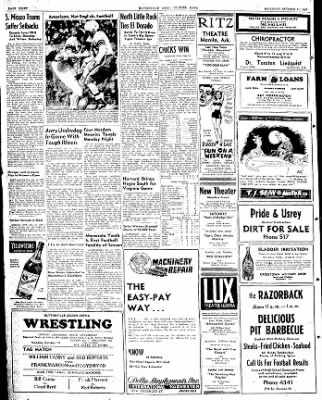 The Courier News from Blytheville, Arkansas on October 11, 1947 · Page 8