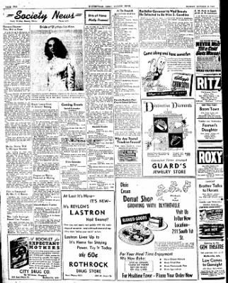 The Courier News from Blytheville, Arkansas on October 13, 1947 · Page 2