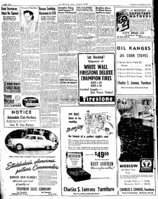 The Courier News from Blytheville, Arkansas on October 14, 1947 · Page 1