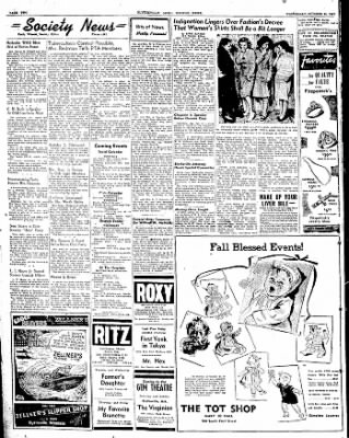 The Courier News from Blytheville, Arkansas on October 15, 1947 · Page 2