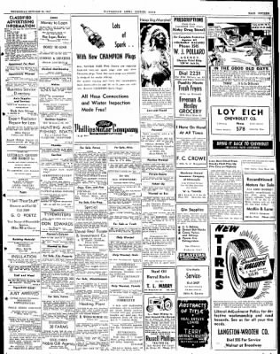 The Courier News from Blytheville, Arkansas on October 15, 1947 · Page 15