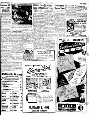 The Courier News from Blytheville, Arkansas on October 17, 1947 · Page 3