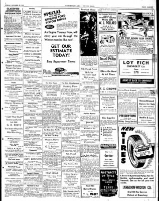 The Courier News from Blytheville, Arkansas on October 17, 1947 · Page 11