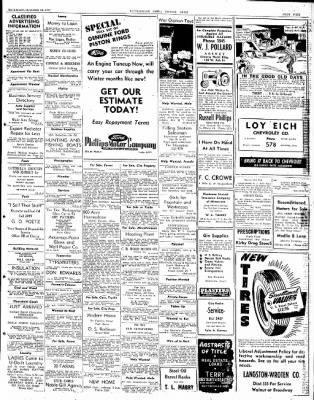 The Courier News from Blytheville, Arkansas on October 18, 1947 · Page 9