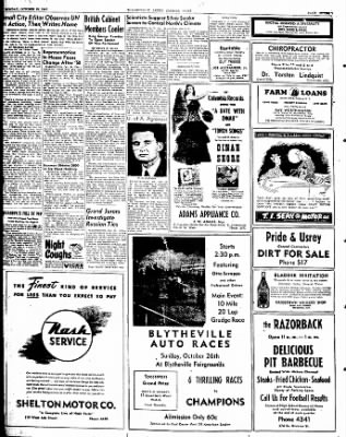 The Courier News from Blytheville, Arkansas on October 20, 1947 · Page 5