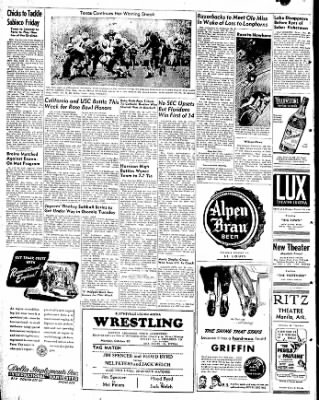 The Courier News from Blytheville, Arkansas on October 20, 1947 · Page 6