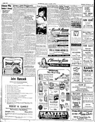 The Courier News from Blytheville, Arkansas on October 21, 1947 · Page 3