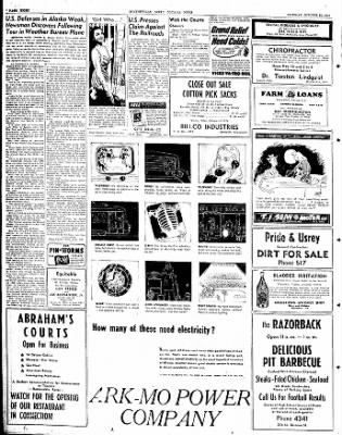 The Courier News from Blytheville, Arkansas on October 21, 1947 · Page 4