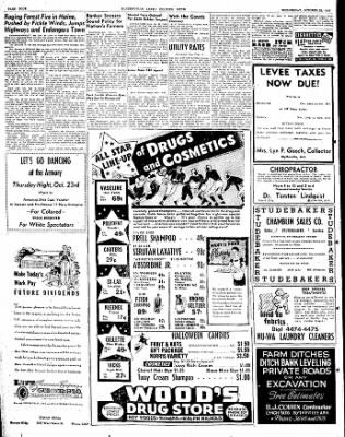The Courier News from Blytheville, Arkansas on October 22, 1947 · Page 4