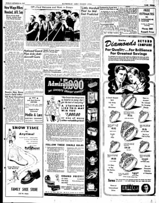 The Courier News from Blytheville, Arkansas on October 24, 1947 · Page 3