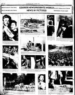 The Courier News from Blytheville, Arkansas on October 24, 1947 · Page 10