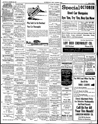 The Courier News from Blytheville, Arkansas on October 25, 1947 · Page 7
